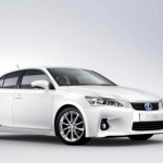2011 Lexus CT 200h, the cheapest hybrid and model offered by Lexus