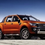 2012 Ford Ranger Wildtrak