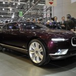 Jaguar B99 Concept Live at Geneva 2011