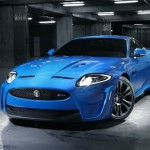 Video: Jaguar XKR-S on the Road