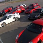 First 20 Units of 2011 Porsche 911 GT2 RS Delivery