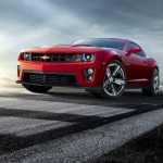 First look at 2012 Cheverolet Camaro ZL1