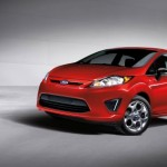 2012 Ford Fiesta Customization Options