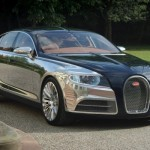 Bugatti 16C Galibier approved for production