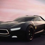 Ford Mad Max Interceptor Concepts