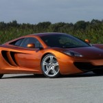 Ultimate Road Trip with McLaren MP4-12C