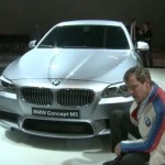 2012 BMW Concept M5 Customers' First Impressions