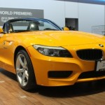 BMW Z4 sDrive28i Roadster at the 2011 New York Auto Show