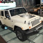 2011 Jeep Wrangler Mojave Special Edition at the 2011 New York Auto Show