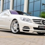 2011 BRABUS 800 Coupe based on the Mercedes CL 600