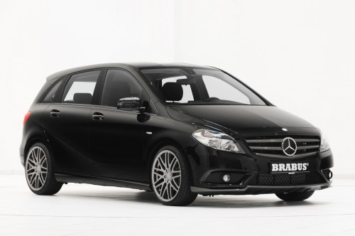 Brabus Program for Mercedes-Benz B-Class