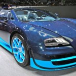 Bugatti working on a hybrid Veyron successor