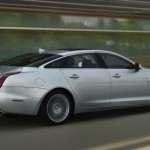 2013 Jaguar XJ gets official with 335-hp supercharged V6