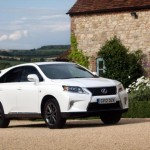 Lexus intros 2013 RX 450h in the UK