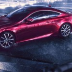 Lexus RC and LF-NX to debut at Tokyo Motor Show