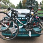 Which is the most appropriate and secure bike carrier?